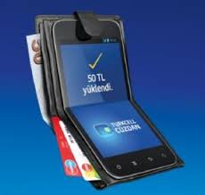 A Turkcell mobile wallet image