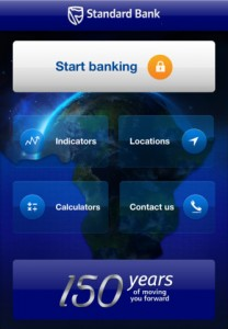 An African Mobile Banking app by Standard Bank