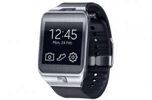 The Samsung Gear 2 watch with PayPal