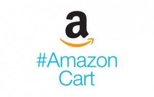 An image showing #AmazonCart