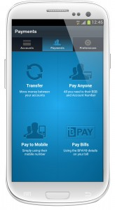 ANZ bank integrate HCE wallet