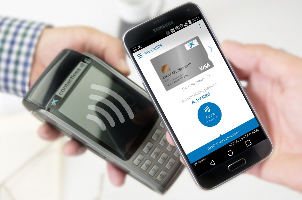 CaixaBank launches the CaixaBank Pay mobile payment service