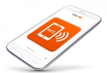 ING activates contactless mobile payments