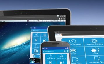 Tablet banking