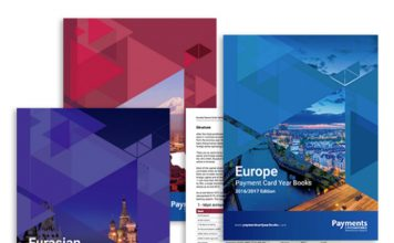 Payment Card Statistics for Europe and Eurasia - Yearbooks 2016-17