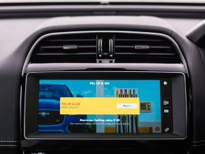 in-car payment system