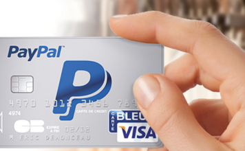 PayPal offer debit cards in Europe