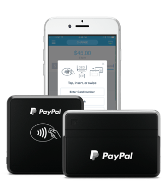 PayPal Here mPOS
